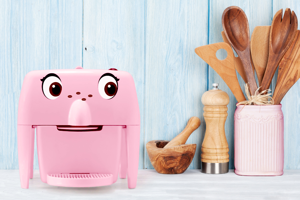 Macchina da caffè a capsule compatta e colorata 100% Made in Italy in vendita online ideale per la tua cucina moderna - Coff-e Machine - COFF-E