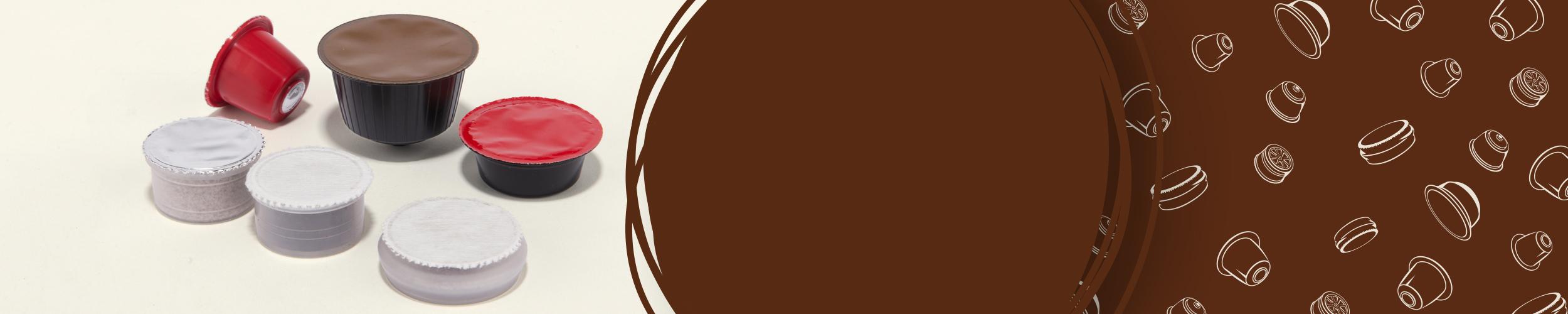 Vendita online capsule e cialde compatibili Lavazza A Modo Mio®, Lavazza Espresso Point®, Nestlé Dolce Gusto, Nespresso - Coff-e