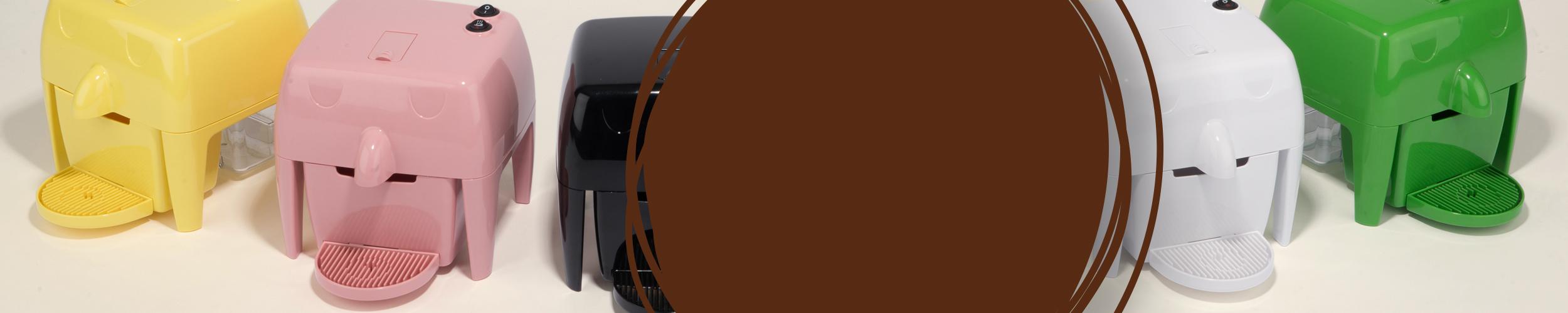 Coff-e Machine - Macchina da caffè a capsule - Coff-e System