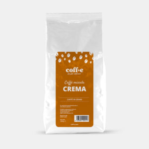 Vendita online pacco da 1kg di caffé macinato Robusta torrefatto artigianalmente – Coff-e