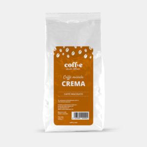 Vendita online pacco da 250g di caffé macinato Robusta torrefatto artigianalmente – Coff-e