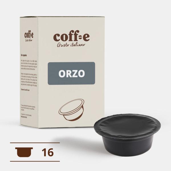 Capsule compatibili Lavazza A Modo Mio® - Orzo – Coff-e