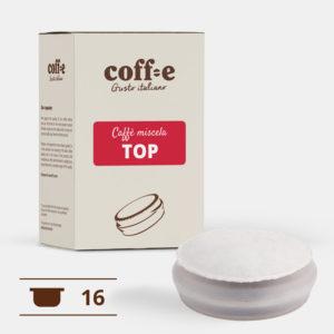 Capsule sistema chiuso Coff-e - Caffè Arabica torrefatto artigianalmente – Coff-e System