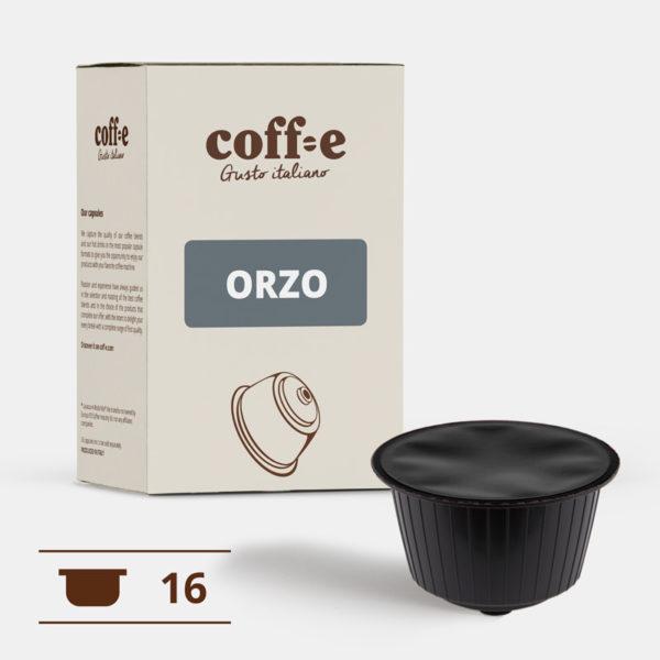 Capsule compatibili Nestlé Dolce Gusto® - Orzo – Coff-e
