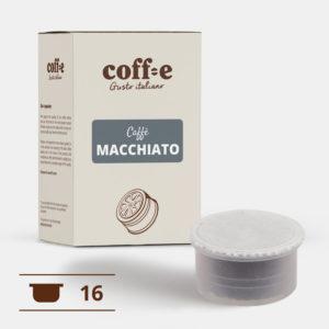 Capsule compatibili Lavazza Espresso Point® - Caffè macchiato – Coff-e