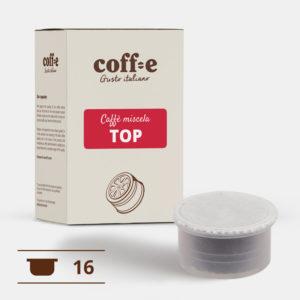 Capsule compatibili Lavazza Espresso Point® - Caffè Arabica torrefatto artigianalmente – Coff-e