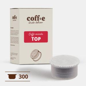 300 capsule compatibili Lavazza Espresso Point - Caffè miscela arabica - COFF-E