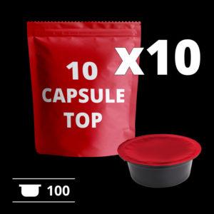 Black Friday - Promo capsule compatibili A Modo Mio - 100 pezzi - COFF-E